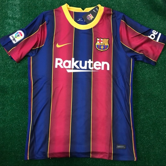 Barcelona Home Jersey new with tags